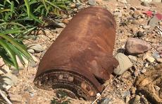 Phát hiện 6 quả bom 'khủng' còn nguyên ngòi nổ trong chưa đầy tuần lễ