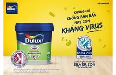 Dulux ra mắt giải pháp sơn kháng virus và vi khuẩn