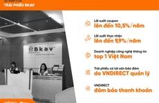 Bkav phát hành trái phiếu cho nhà đầu tư chuyên nghiệp