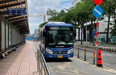 Vụ 'lùm xùm đấu thầu 4 tuyến xe buýt': Sở GTVT TP HCM yêu cầu báo cáo vụ việc