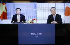 Nhật Bản sẽ tiếp tục hỗ trợ Việt Nam để tiêm vắc-xin Covid-19 cho toàn dân