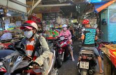 Chợ truyền thống tăng cường chống dịch