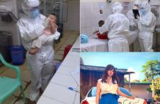 Thưởng 'nóng' nữ bác sĩ vắt sữa nuôi bệnh nhi Covid-19