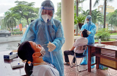 TP HCM: Truy tìm khẩn những người từng đến một khu chợ ở quận Tân Phú