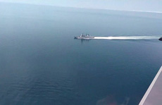 Nga cảnh báo sẵn sàng ném bom tàu chiến xâm nhập lãnh hải