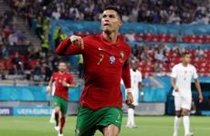 Ronaldo lập 3 kỷ lục, Bồ Đào Nha vào vòng 1/8 Euro 2020 chạm trán Bỉ
