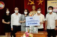 Chung tay chống dịch Covid-19, FLC ủng hộ Hà Tĩnh 5 tỉ đồng