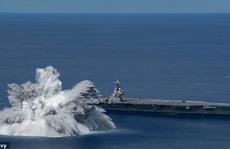 Mỹ đang cho ra đời tàu sân bay 'xịn' nhất từ trước tới nay?
