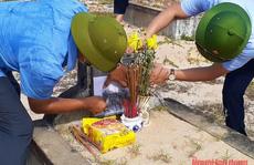Chính thức xác định mộ phần danh tướng Thủ lĩnh phong trào Cần Vương ở Quảng Bình