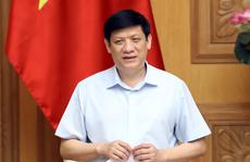 Bộ trưởng Nguyễn Thanh Long nói gì về diễn biến dịch Covid-19 tại TP HCM?