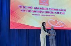 Một doanh nghiệp tặng 5 tỉ đồng hỗ trợ hộ chính sách và hộ nghèo huyện Củ Chi