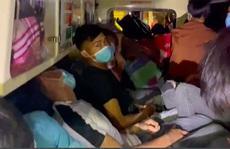 Thuê xe cứu thương, giả bệnh nhân để 'thông chốt' khai báo y tế