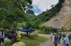 Quảng Bình: Bị đá rơi trúng đầu, 1 công nhân tử vong