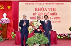 Ông Nguyễn Văn Phương giữ chức Chủ tịch UBND tỉnh Thừa Thiên - Huế