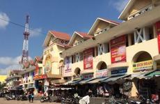 Dịch Covid-19 phức tạp, chợ lớn nhất Phú Yên phải đóng cửa