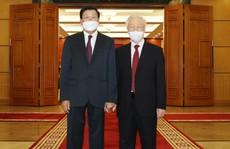 Thúc đẩy hợp tác toàn diện Việt Nam - Lào