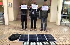Đà Nẵng: Bắt giữ nhóm thanh niên chuyên trộm đồ ở nghĩa trang