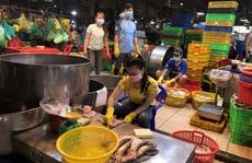 Giá một số loại rau củ ở TP HCM có dấu hiệu giảm