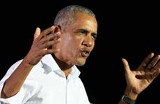 Ông Obama công kích ông Trump