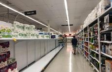 Dân Úc 'vét' siêu thị khi nghe lệnh phong tỏa