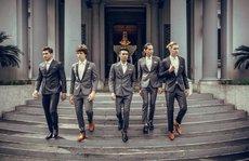 Thời trang vest nam đẹp tại TP HCM Mon Amie