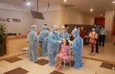 Chiều 3-6, TP HCM thêm 12 người dương tính SARS-CoV-2
