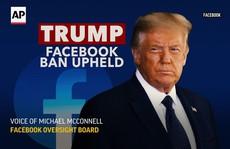 Facebook lên tiếng về hiện tượng 'lạ' của tài khoản ông Trump