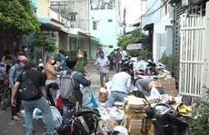 NÓNG: Một cán bộ Phòng Cảnh sát Kinh tế Công an TP HCM vừa bị bắt