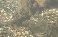 Vừa cháy tàu hải quân lớn nhất, Iran cháy thêm nhà máy lọc dầu