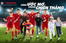 Honda Việt Nam tiếp tục đồng hành cùng Đội tuyển Quốc gia Việt Nam chinh phục những thử thách mới