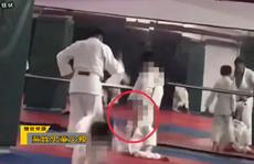 Bị thầy và đồng môn vật 27 lần, võ sinh judo tử vong