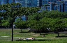 Canada: Hơn 34 người đột tử trong 1 ngày vì nắng nóng 'vạn năm có một'