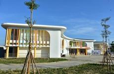 Trường mầm non hiện đại ở Huế bị lún: Kiểm tra hồ sơ khảo sát địa chất