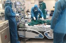 Ca tử vong thứ 81 mắc Covid-19 là nam bệnh nhân có tiền sử lao phổi
