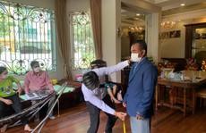 May veston tại nhà – dịch vu may đo tiện lợi của Mon Amie
