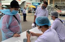 6 mẫu gộp dương tính SARS-Cov-2 xét nghiệm lại âm tính ở Bệnh viện Ung bướu TP HCM