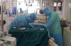 Ca tử vong thứ 50 mắc Covid-19 là nam bệnh nhân 67 tuổi