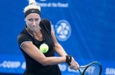 Tay vợt nữ xinh đẹp bị bắt giữ vì cáo buộc bán độ