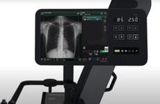 Máy X-Quang hiện đại tích hợp AI hỏa tốc đến TP HCM chống dịch