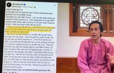 Nhận lỗi do chủ quan, NSƯT Hoài Linh giải trình về việc giải ngân số tiền từ thiện hơn 13 tỉ đồng