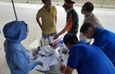 NÓNG: Người lao động đi lại giữa TP HCM và Đồng Nai không phải cách ly 21 ngày
