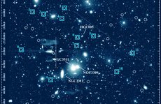 12 'thiên hà ma quái' là phiên bản thây ma của 'quái vật' chứa Trái Đất