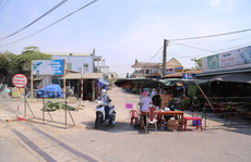 Bệnh nhân ở Quảng Trị tái dương tính Covid-19 sau một tuần xuất viện