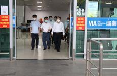 Kết quả xét nghiệm 77 người đi cùng chuyến bay với cặp vợ chồng mắc Covid-19
