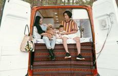 Gia đình một năm xuyên Việt trên 'ngôi nhà di động'