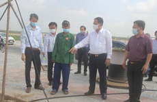 Thu hồi thêm gần 45.000 m2 đất phục vụ xây dựng sân bay Long Thành
