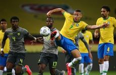 Brazil độc diễn vòng loại World Cup Nam Mỹ