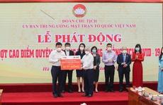 TNG Holdings Vietnam và ngân hàng MSB ủng hộ gần 50 tỉ phòng chống dịch covid-19