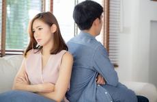 Vợ chồng giận nhau mùa dịch