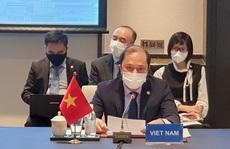 ASEAN-Trung Quốc nhất trí sớm nối lại đàm phán COC